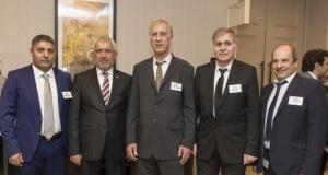 Avrupalı İş Dünyası Temsilcileri ve Markalarla Buluşma Toplantısı