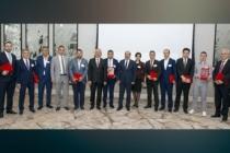Avrupa'daki Türk İş İnsanlarına Ödül