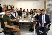 Sabancı Üniversitesi CEOlar Kulübü, Mahiroğlu Çay Sohbeti