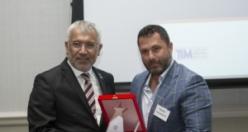 Avrupa'daki Türk İş İnsanları 'Marka' ve 'Girişimcilik' Ödül Töreni