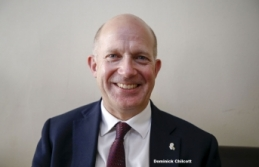 Büyükelçi Chilcott, dış ticarette hedef büyüttü