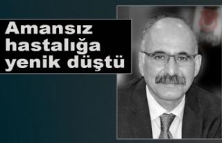 Turgay Ertürk Yarın İstanbul'da Toprağa Verilecek
