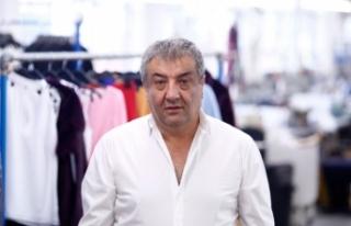 Türk teksitilci Mehmet Şar'dan moda dünyasına...