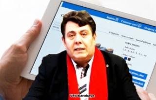 """Avrupalı Türk işletmelerden """"e-ticaret""""..."""