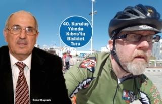 Diplomat Travel 40. Yılında Kıbrıs'ta Bisiklet...