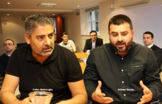İş İnsanları ile Profesyonelleri Londra'da Buluşturan...