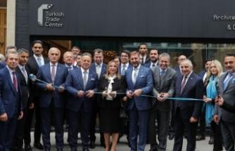 Londra'da Türk Ticaret Merkezi Bakan Ruhsar Pekcan Tarafından Açıldı