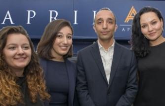 Emlak Sektörünün Çekim Merkezi Londra'da 'April' Hizmette