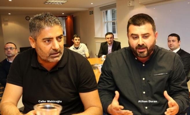 İş İnsanları ile Profesyonelleri Londra'da Buluşturan Network