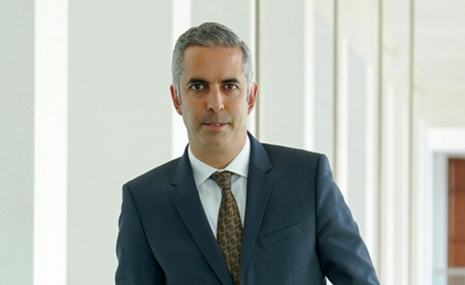 Marriott'ta, 'Avrupa'da Yılın Genel Müdürü' Sinan Köseoğlu