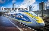 Eurostar ile Amsterdam – Londra direkt seferleri başlıyor