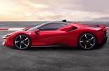 "Ferrari SF90 Stradale, 2020 ""altın ödül""ün sahibi oldu"