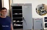 Koronavirüs, ilham oldu dezenfekte makinasını buldular