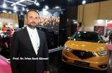 """KKTC'nin Yerli Otomobili """"Günsel"""" MÜSİAD EXPO'da Yüzünü Gösterdi"""