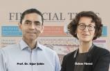 """Financial Times'ın """"Yılın Kişisi Ödülü"""" Uğur Şahin ve Özlem Türeci'nin"""