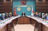 Bakan Muş, Afrika ülkelerinin büyükelçileriyle bir araya geldi