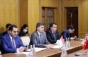 Bakan Varank, Tacikistan Ekonomik Kalkınma ve Ticaret...