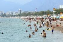 Turizmin İlk Konukları Kuzey Ülkelerinden Geliyor