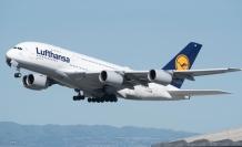 Alman Hükümetinden, Lufthansa'yı kurtarma paketi