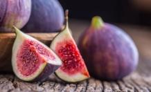 Vitamin Ve Kalsiyum Deposu Siyah İncir Dünya Pazarı Yolunda