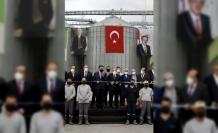Proyem Polatlı Yem Fabrikası iki bakanın katılımıyla açıldı