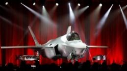 Türkiye'nin program ortağı ilk F-35 uçak teslim töreni