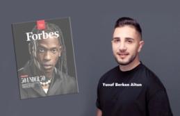 Yusuf Berkan Altun, Forbes'in en genç Türk üyesi...