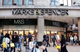 İngiliz perakende devi Marks & Spencer'den...