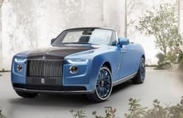 İşte dünyanın en pahalı otomobili: Rolls-Royce...