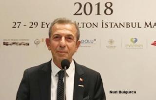İş Adamı Nuri Bulgurcu'ya 'Örnek Kıdemli...