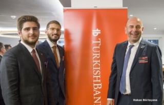 Finans Dünyası, Turkish Bank'ın Londra Davetinde...