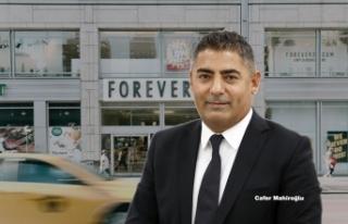 """Türk iş adamı Cafer Mahiroğlu, """"Forever 21""""in..."""
