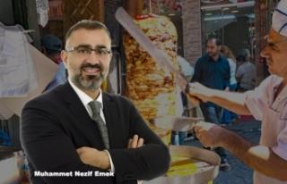 """Döner kebaba """"satışta sertifikasyon zorunluluğu""""..."""