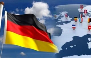 """Almanya'da """"iş dünyası güveni""""..."""