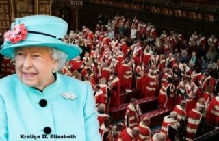 Brexit parlamentodan geçti, son imza Kraliçe II....