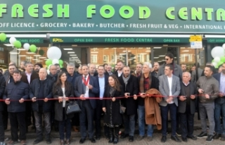 Londra'da Yeni Bir Market; Fresh Food Centre...