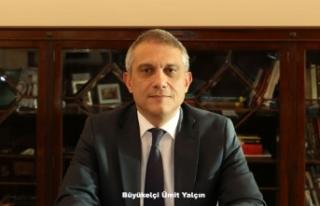 Büyükelçi Ümit Yalçın 'Ankara Anlaşması'nda...