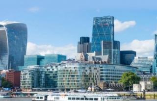 Londra, en büyük finans merkezi olmayı sürdürmek...