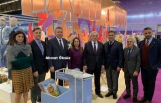 Türk tekstil sektörünün bu yılki hedefi 10 milyar...