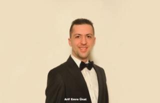 Arif Emre Ünal, The Stevie Awards 2020'de Jüri...