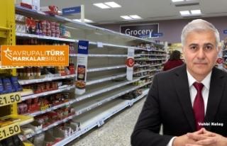 Avrupalı Türk Markalar Birliği: Gıda Sıkıntısı...