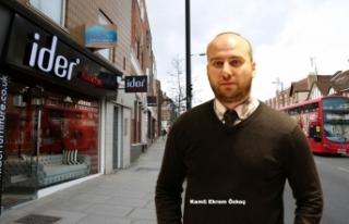 İder Mobilya İngiltere'deki İlk Mağazasını...