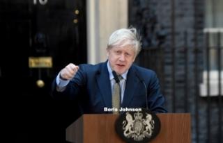 İngiltere Başbakanı Boris Johnson'ın Kovid-19...