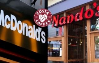 İngiltere'de restoran zincirleri kapısına kilit...