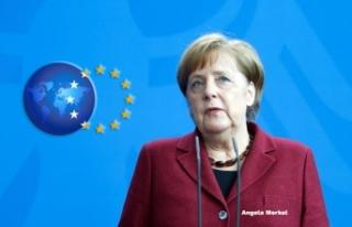 Angela Merkel'den Avrupa Birliği İçin Acı...