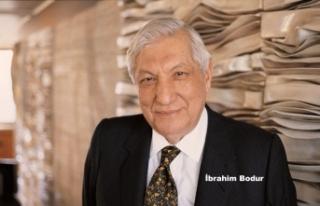 İbrahim Bodur vefat yıldönümünde değerleriyle...