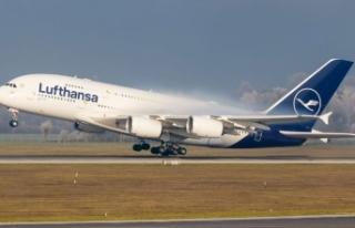 Lufthansa, 106 destinasyona uçuş başlatıyor