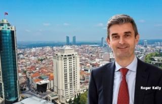 Roger Kelly: Türkiye'de gelecek yıl yüzde 6 büyüme...