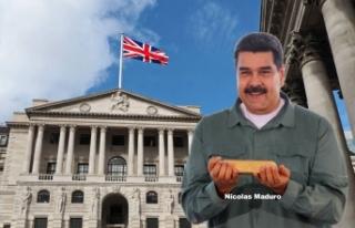 Venezuela'nın, İngiltere ile altın davası...