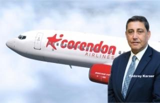Corendon Havayolları'nın, Avrupa - Antalya...